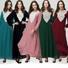 Unbranded Long Sleeve Maxi Dress Dresses for Women