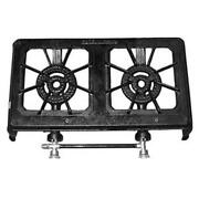 2 Burner Cast Iron Stove