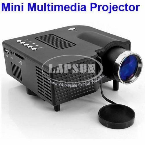 Mini video projector ebay for Best portable laser projector