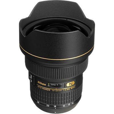 Nikon Zoom Super Wide Angle AF-S Zoom Nikkor 14-24mm f/2.8G ED Autofocus Lens