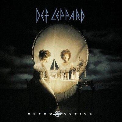 Def Leppard - Retro Active [New CD]