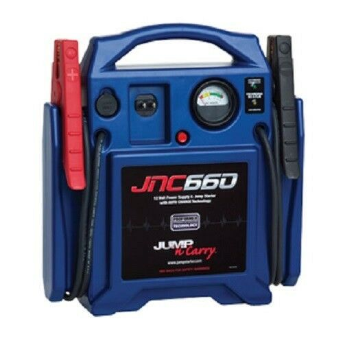 Clore Automotive Jump N Carry JNC 660 1700 Peak Amp 12 Volt Jump Starter New!