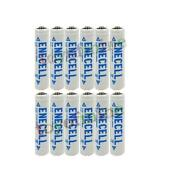 12 AAA Rechargeable Batteries