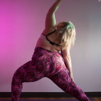 Affordable Curvy Girl Yoga YYC (Private Classes)