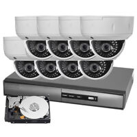 SECURITY CAMERA INSTALLATION AND SERVICE