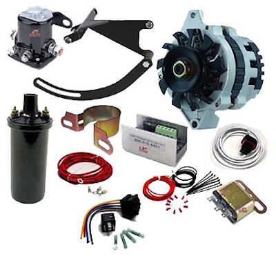 1954,1955,1956, Ford,Mercury Car Truck Y block 6 to 12 volt conversion kit, used for sale  Shipping to Canada