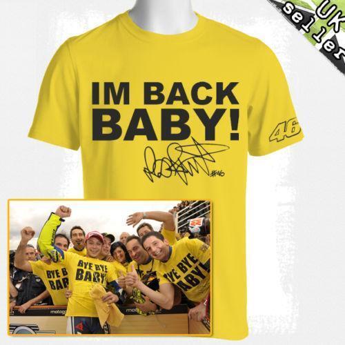 Valentino Rossi T Shirt Ebay