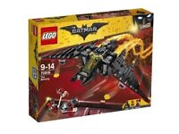 lego 70916 the batwing movie brand new in unopened box