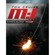 Tom Cruise Blu Ray Collection