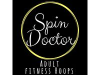 Adult Fitness Hoops. Professional Weight Large Exercise Hula Hoops