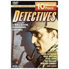 Detectives - 10 Movie Pack (DVD, 2005, 3-Disc Set) (DVD, 2005)