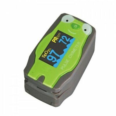 Choicemmed Children Pediatric Fingertip Pulse Oximeter Oxywatch Frog 300pn