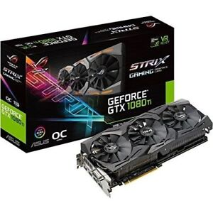 ASUS ROG GeForce GTX 1080 Ti Graphics Card for sale