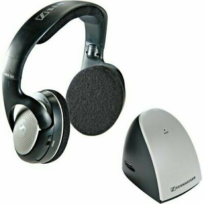 NEW Sennheiser RS 100 Headband Wireless RF Headphone System, used for sale  Shipping to India