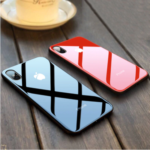 All inclusive Anti Drop Plating Mirror Original Case For Iphone