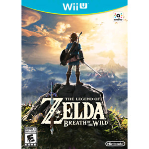 Zelda Breath of the Wild, Mario Bros Wii U and Wind Waker!!!