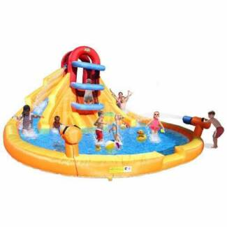 Discount on Wet and Wild Jumping Castle for kids Fairfield East Fairfield Area Preview
