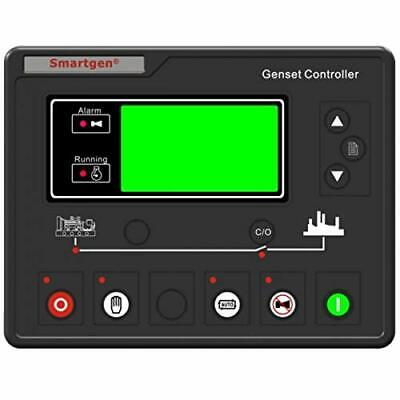 Smartgen Hgm7210 Generator Controller Event Logs Rs485 Sms Schedule Control