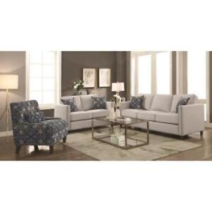 FLASH SALE!!! Coaster Furniture Sofa + Love Seat Sale Until February 16