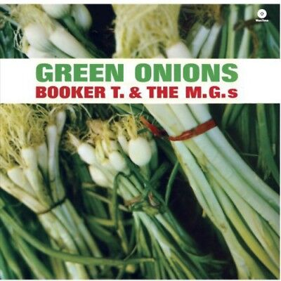 Booker T. & the MG's - Green Onions [New Vinyl LP] Spain -