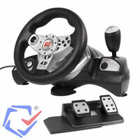 Nano Rs Ps3 / Ps2 / Pc Volante Racing Wheel Videogiochi Gt Forza Nfs X Input Usb -  - ebay.it