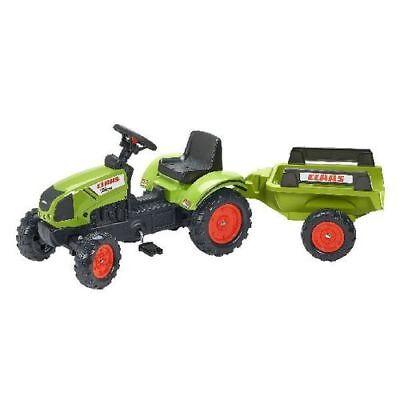 "Kinder Traktor, Tretfahrzeug "" Claas Arion 410 "" mit Anhänger! Neu & Ovp!!"