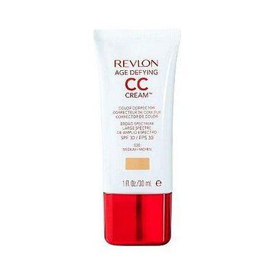 Revlon Age Defying CC Cream, Medium #030, 1 Ounce