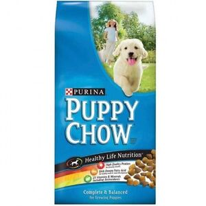 3/4 bag of purina puppy chow GONE PENDING PICKUP