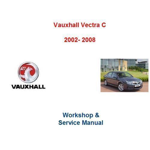 Vauxhall Vectra C Manual