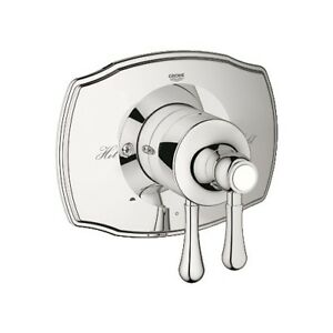 Grohe 19844BE0 GrohFlex Authentic PBV Kit Dual Function Sterling