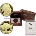 Proof 2011 American Buffalo Gold Bullion Coins