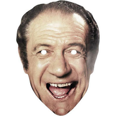 Sid James Celebrity Actor Card Mask Carry On Films Retro - Our Masks Are Pre-Cut