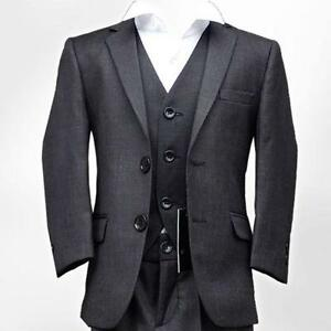 Boys Grey Suit | eBay