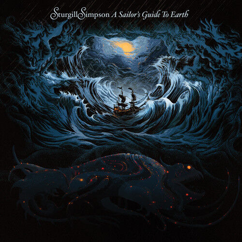 Sturgill Simpson - Sailor's Guide to Earth [New Vinyl]