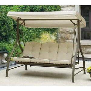 I am looking for a out door patio swing.