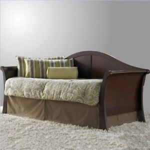 Cherry Wood Twin Daybed