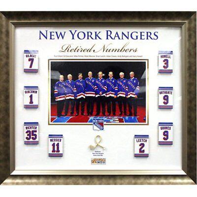 c7a90edaf79 Hockey-NHL - New York Rangers Game Used - 3 - Trainers4Me