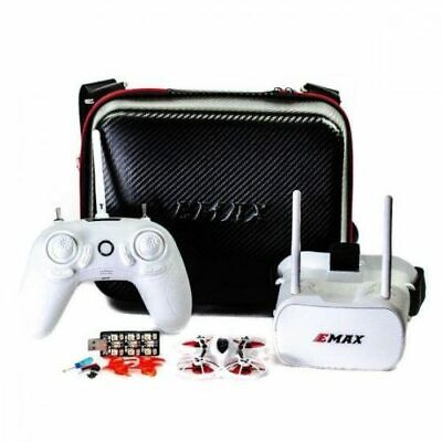 EMAX Tinyhawk RTF FPV Kit Indoor Racing Drone with Goggles and Controller Kit