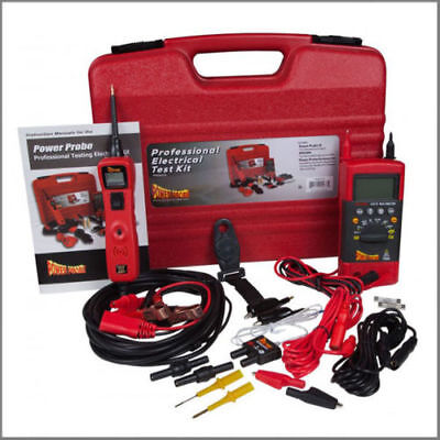 Power Probe PPROKIT01 Professional Testing Electrical Kit