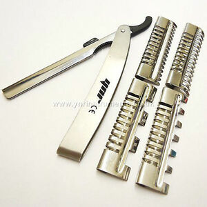 hair styling razor professional hair shaper razors comb salon hairdressing 1591 | $ 35