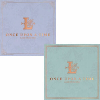 LOVELYZ ONCE UPON A TIME 6th Mini Album 2 Ver SET+2p POSTER+2P.Book+Letter+3Card