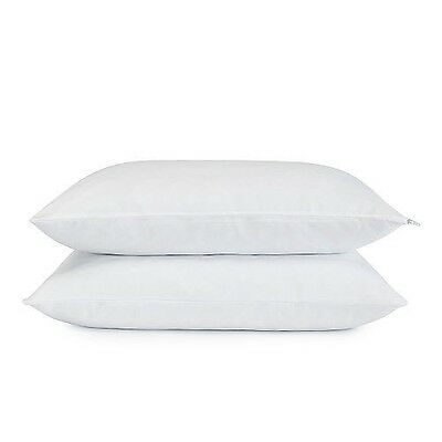 Serta Gel Memory Foam Cluster Pillows  Set Of 2  No Sales Tax