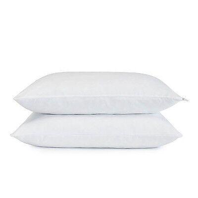 Serta Gel Memory Foam Cluster Pillows, Set of 2