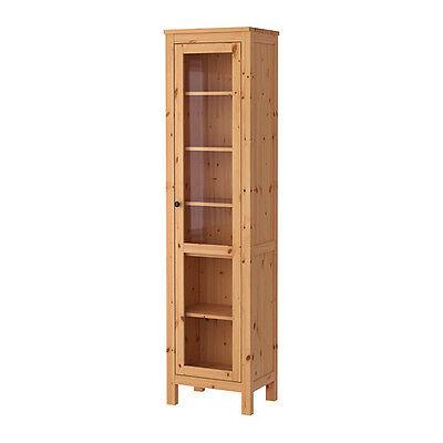 Ikea glass door cabinet -