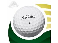 TITLEIST GOLF BALLS LAKE BALLS 40-99p per ball
