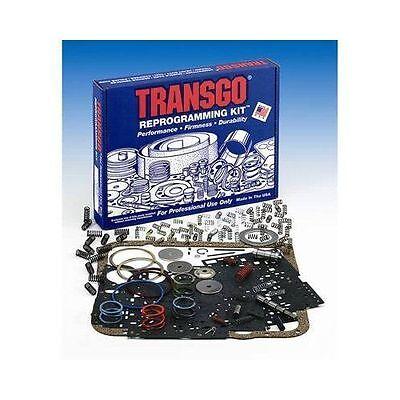 """TransGo Shift Kit Automatic Type Includes .500"""" Boost Valve GM 4L60E (4L60E-HD2)"""