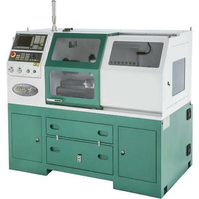 Grizzly 13 Cnc Lathe W 6 Pos Tool Changer