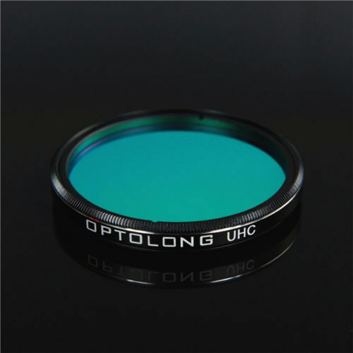 "Optolong Ultra High Contrast UHC Nebula Filter - 1.25"""