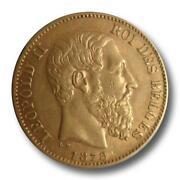 20 Francs Gold