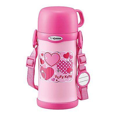 ZOJIRUSHI Stainless steel bottle water bottle cup 600 ml Pink SC-MC60-PA Japan